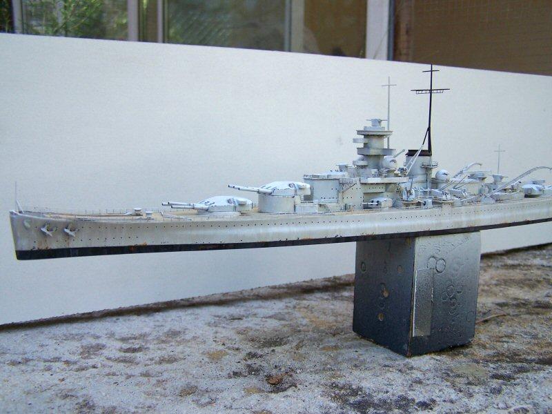 Dkm Scharnhorst 1938/39 airfix 1/600 - Page 4 618197Dkm_Scharnhorst_076