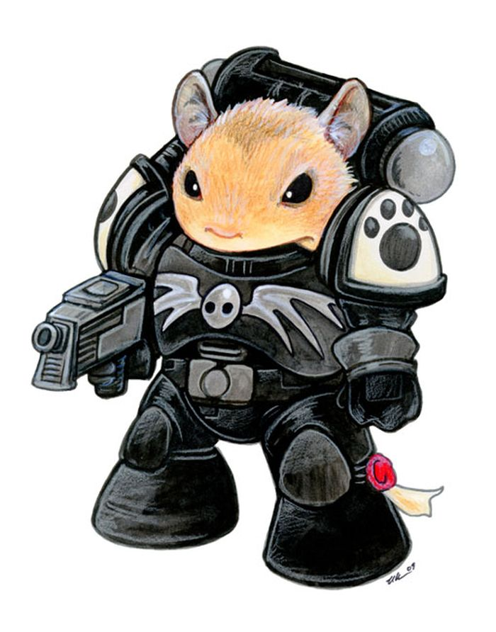 [Humour 40K] Collection d'images humoristiques 618403Warhamster40KBlackTemplarbyursulav