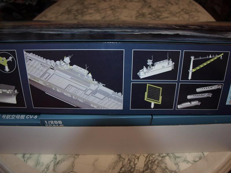 USS Hornet cv8 au 1/200° 618410P9175142Copier