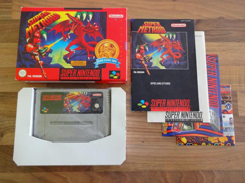 Prupru's Collection ! 100% Super Nintendo et 200% Super Comboy !! - Page 19 618942SuperMetroidEditionSuperClassicSerieNNOE