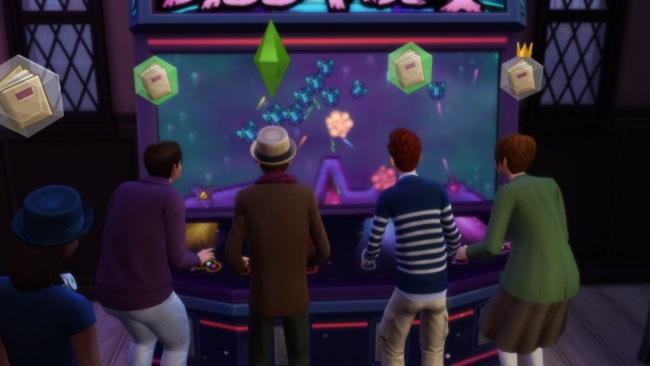 Les Sims 4 Vivre Ensemble [10 décembre 2015] - Page 6 619563arcade