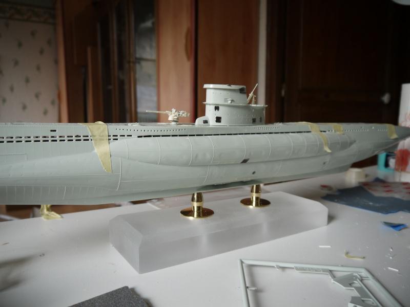 U boat VIIc  Set pe résine Eduard / CMK 619728P1020192