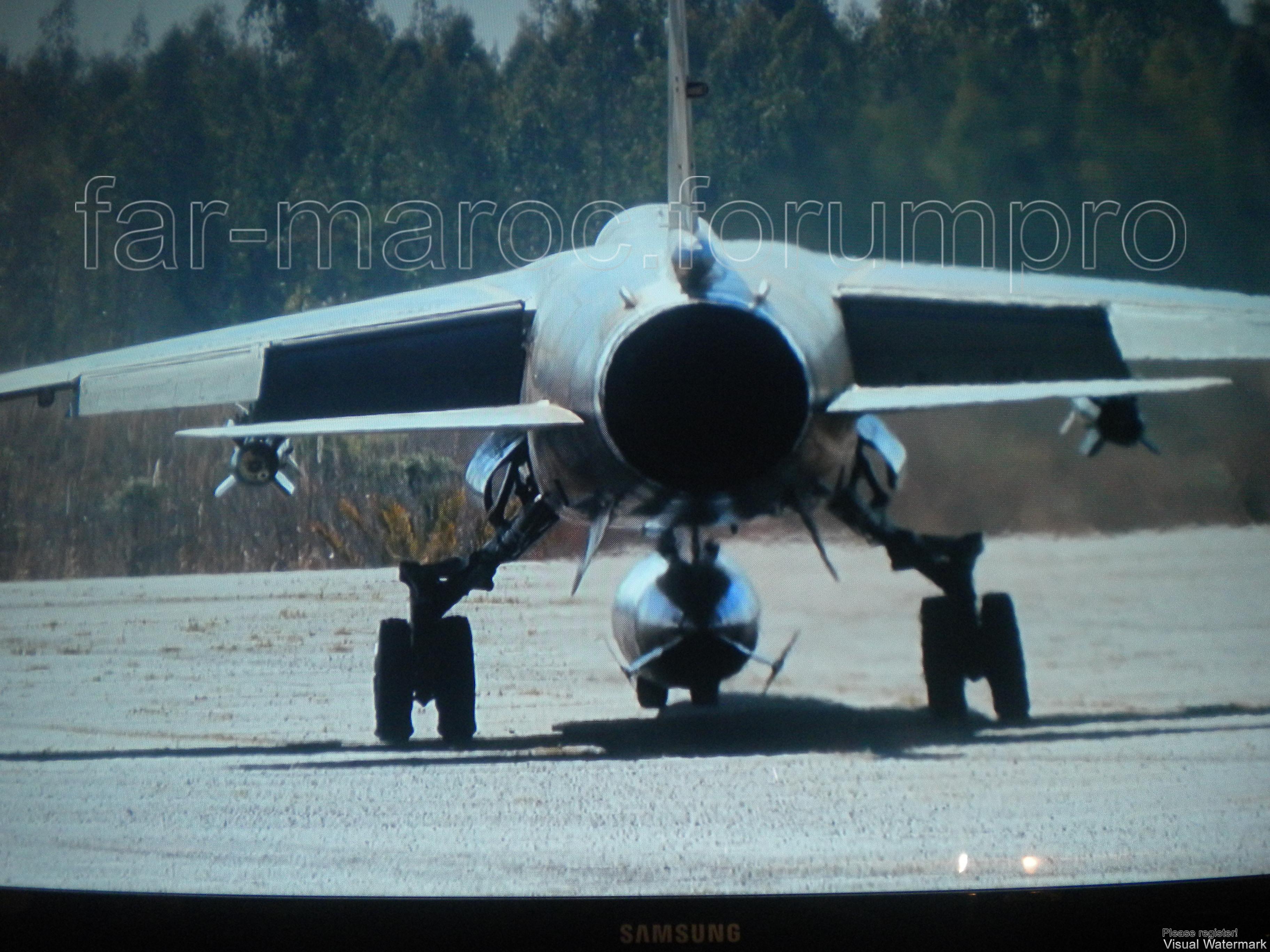 المغرب يتسلم ثلاث مقاتلات ميراج 619884mf2000