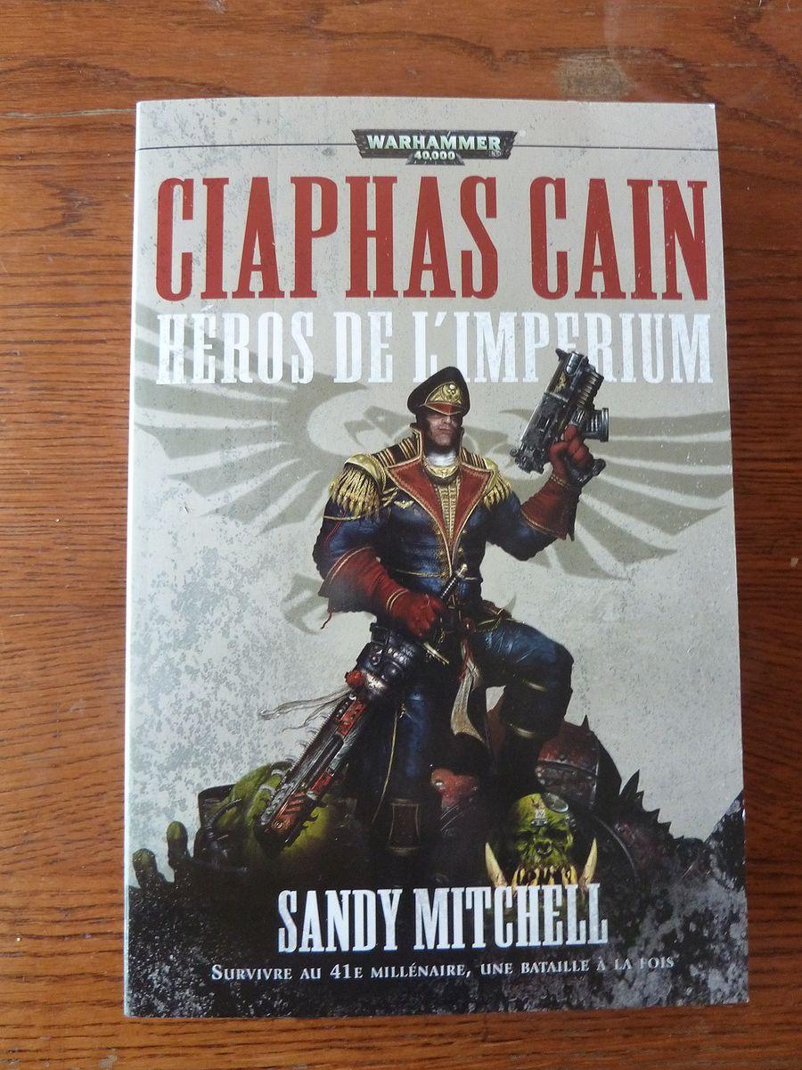 Ciaphas Cain Héros de l'Imperium omnibus - Page 2 620166Ciaphas