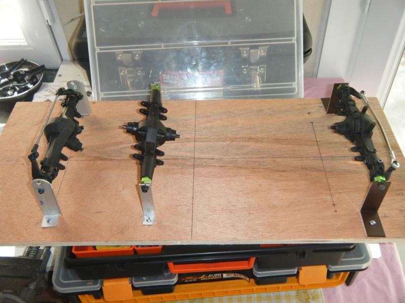 Mack 6x4 Monster Energy (FINI en attente d'un arceau) 620296DSCF2351