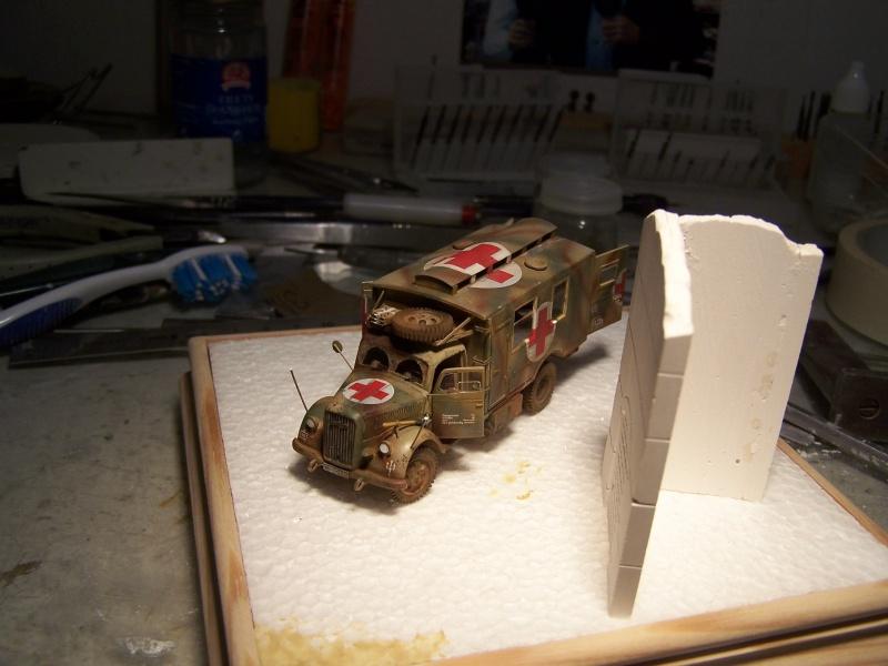 Opel Blitz Ambulance Normandie été 1944 - Page 2 6203791005885