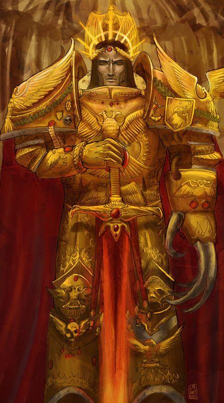 [W30K] L'Empereur de l'Humanité / The Emperor of Mankind 622098Emperor7