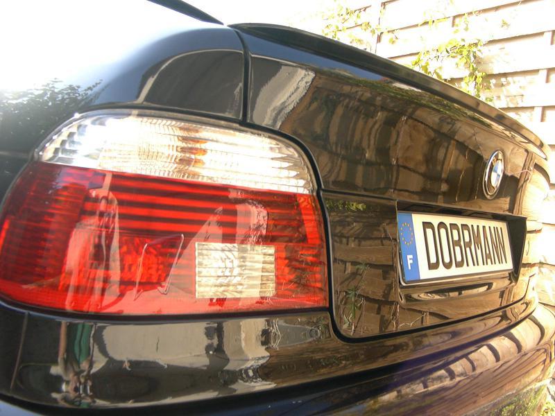 [BMW 530 d E39] Renaissance d'un Cosmos Schwarz Metallic 623707P1010136