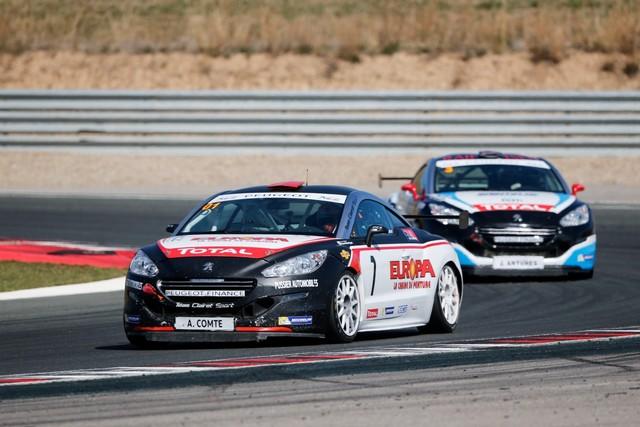 RCZ Racing Cup : Comte Retrouve La Première Place En Espagne ! 6239085607c2e67765b