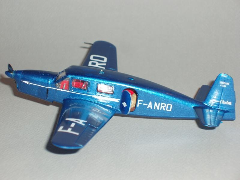 CAUDRON C-635 Simoun  (version Air Bleu). 1936 624036cs29