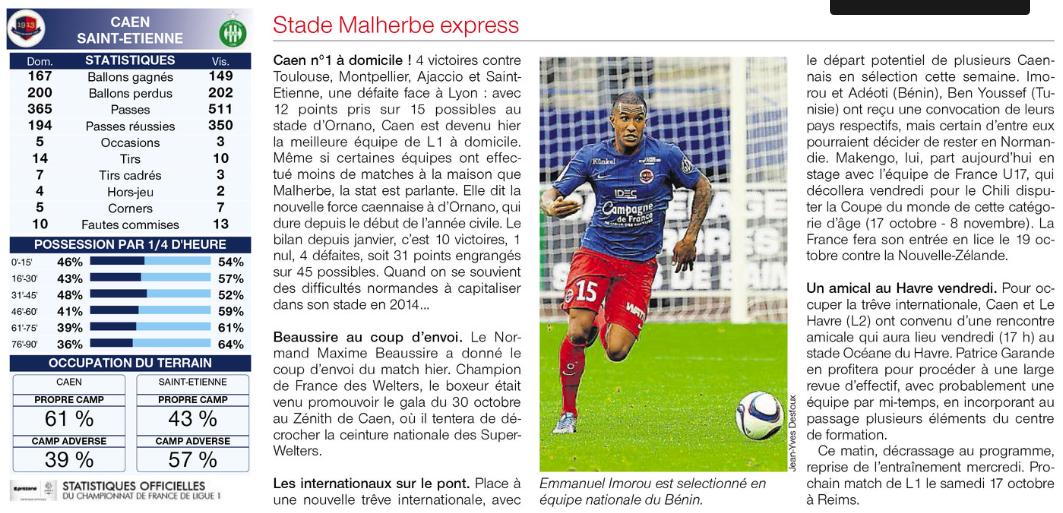 [9e journée de L1] SM Caen 1-0 AS Saint Etienne - Page 2 624903ste3