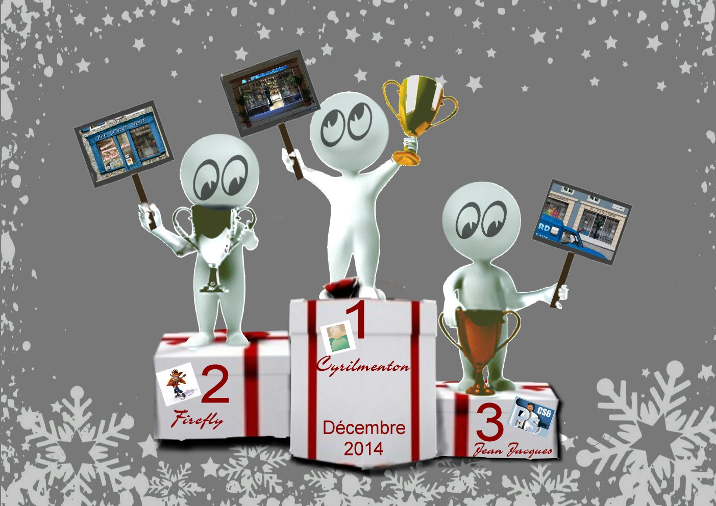 """Concours montage Décembre 2014 """" Ouvrir une boutique"""" (terminé) 625036podiumdcembre"""