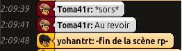 [CHU] Rapports d'actions RP de yohantrt - Infirmier 625089Rapportrp66