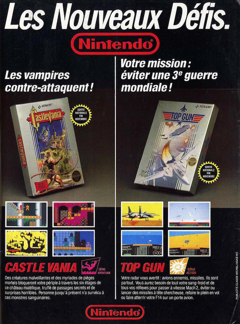 Nintendo Famicom - Castlevania 625566Capturede769cran20150131a768170804