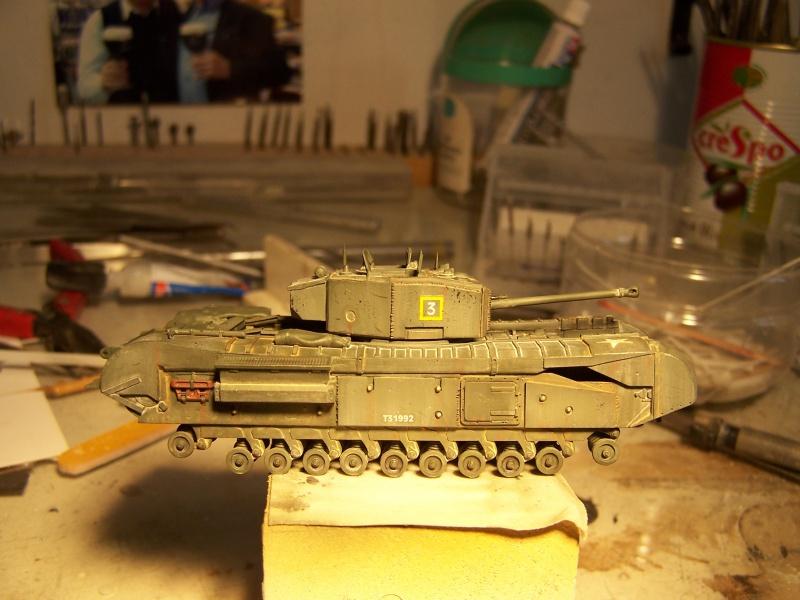 Churchill mk3* Normandie 44 6259831005967