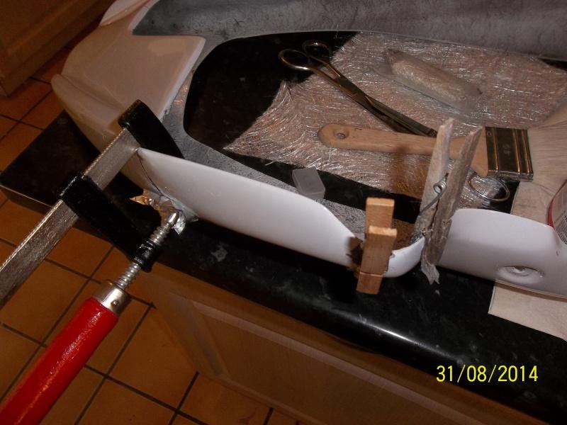 réparation carénage fibre  6265551000917
