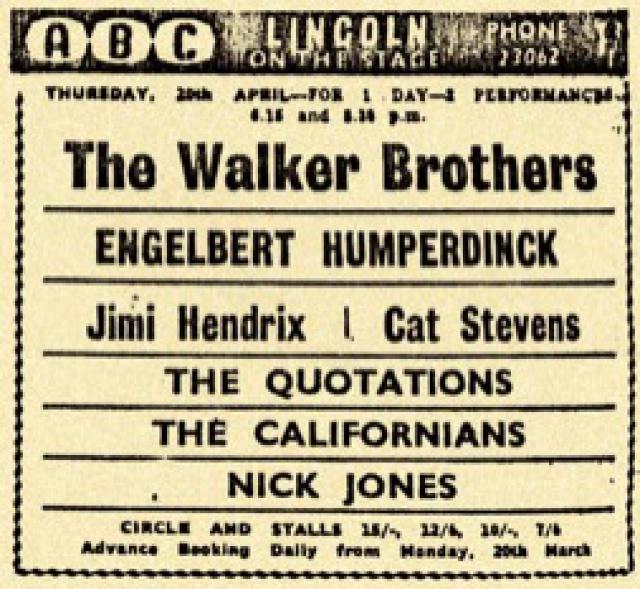 Lincoln (ABC) : 20 avril 1967 6266012004ad317