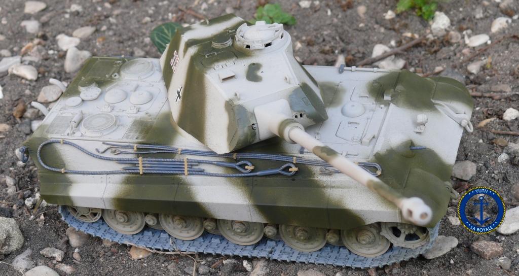 Sd.Kfz. 182 Panzer VI ausf B Tiger II Porsche Turret 626747konigstiger12