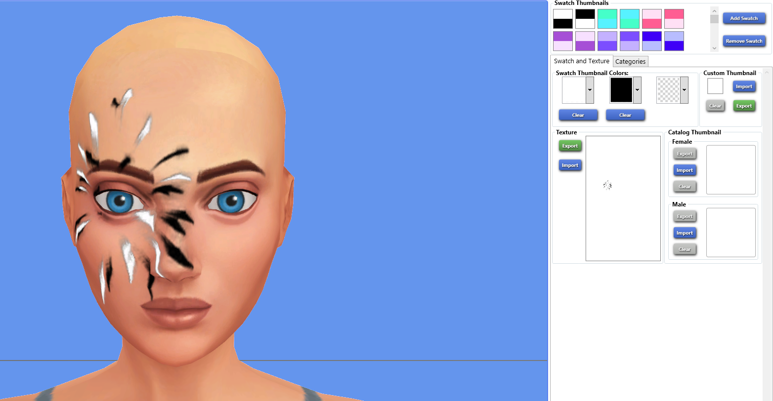 [Apprenti] Sims 4 Studio - Mettre les Palettes dans le bon ordre 626795164