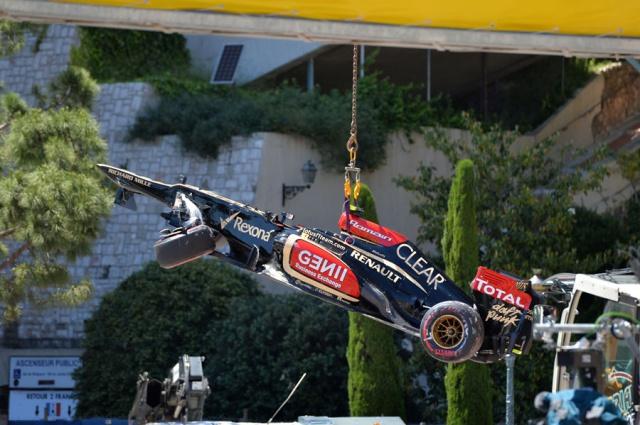 F1 GP de Monaco 2013 : (essais libres-1-2-3-Qualifications) 6269902013LamonoplacedeRomainGrosjean