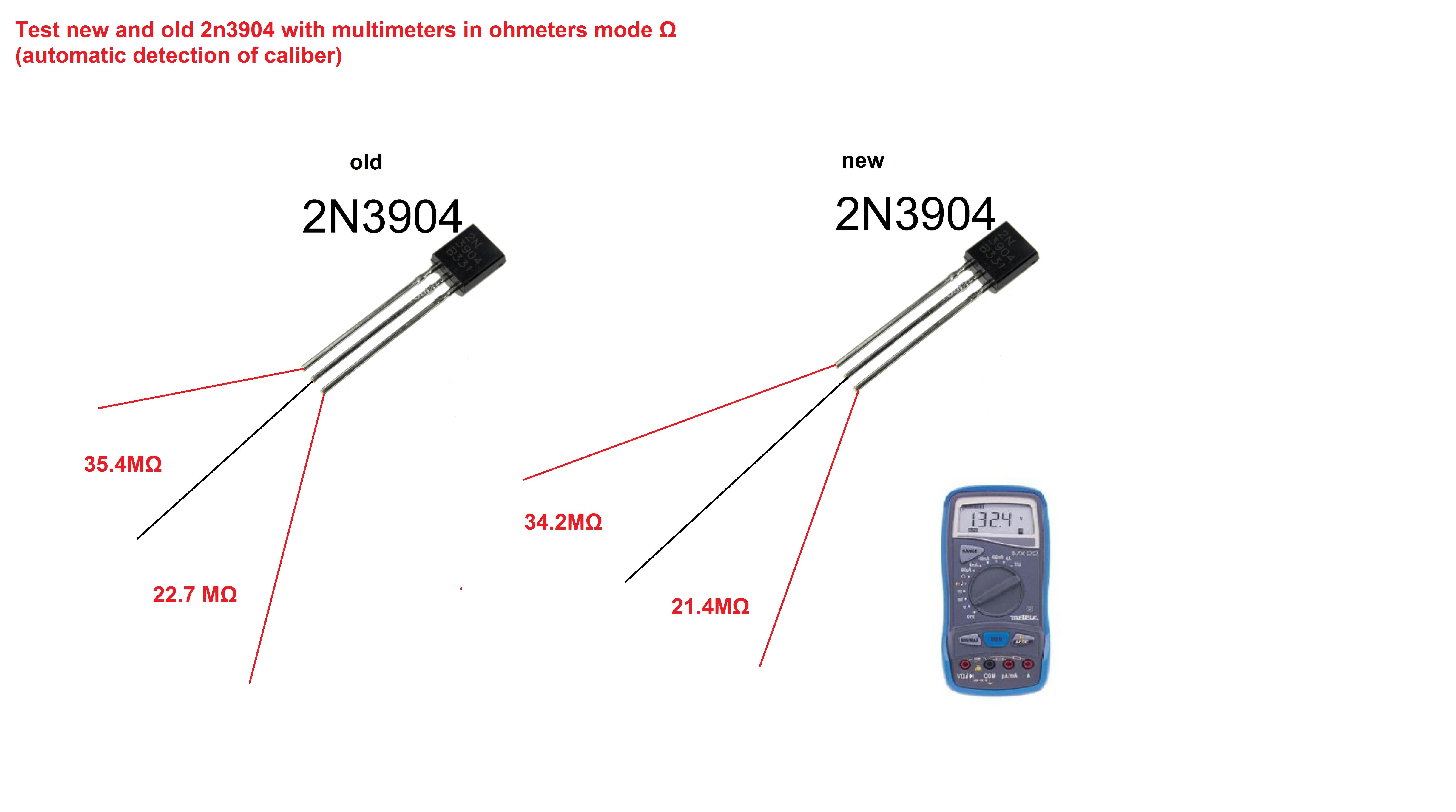 [RESOLU] Atari 7800 qui refuse de s'allumer 628173transistor2n3904test2