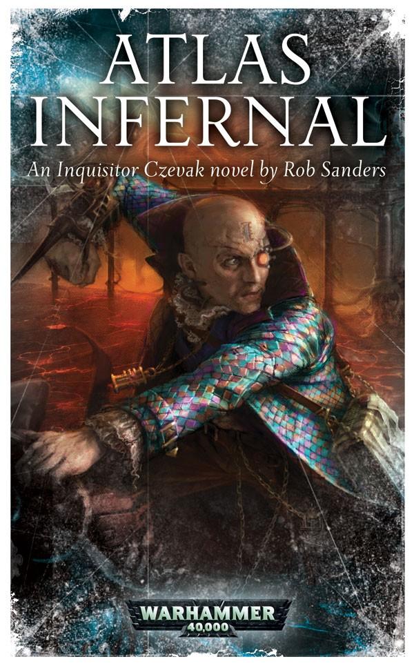 Atlas Infernal de Rob Sanders 628258AtlasInfernal