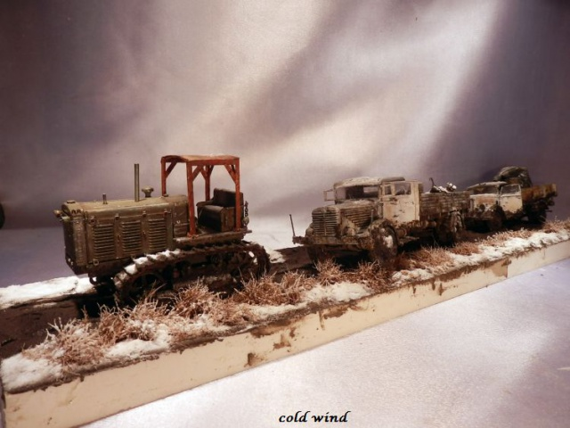 blitz - dio cold wind,tracteur russe S-65,bussing et blitz, 629567PA100021