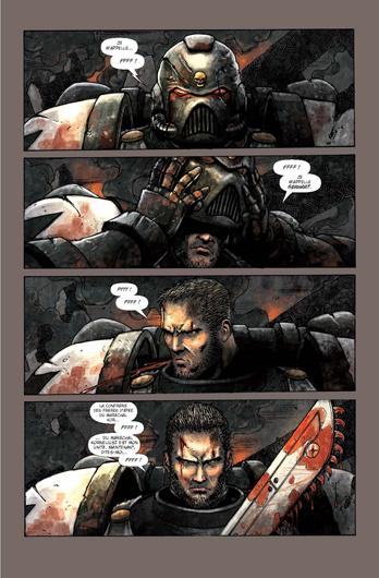 Warhammer 40K en Bande Dessinée (Non Black Library) 629939warhammer1bdpage1