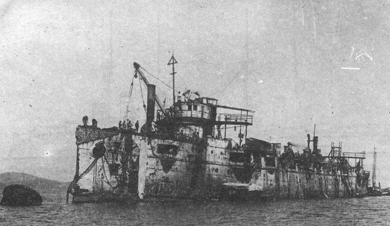 croiseur imperial Varyag 630484varyagwreck