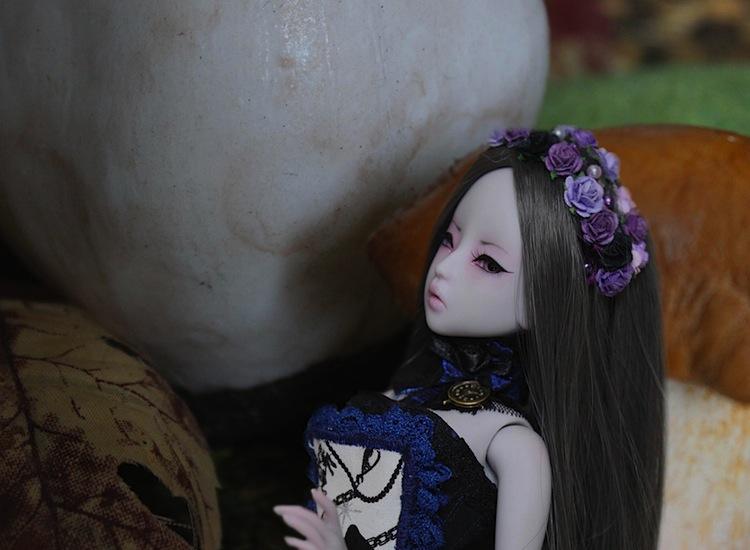 Nymeria (Sixtine Dark Tales Dolls) nouveau make-up p8 630865Alyssiachampipied