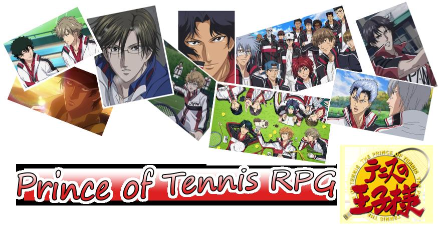 Prince Of Tennis RPG