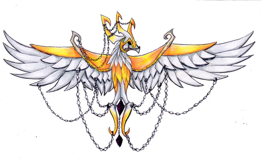 Dragons, chimères et créatures arc-en-ciel 632766Aiglechane