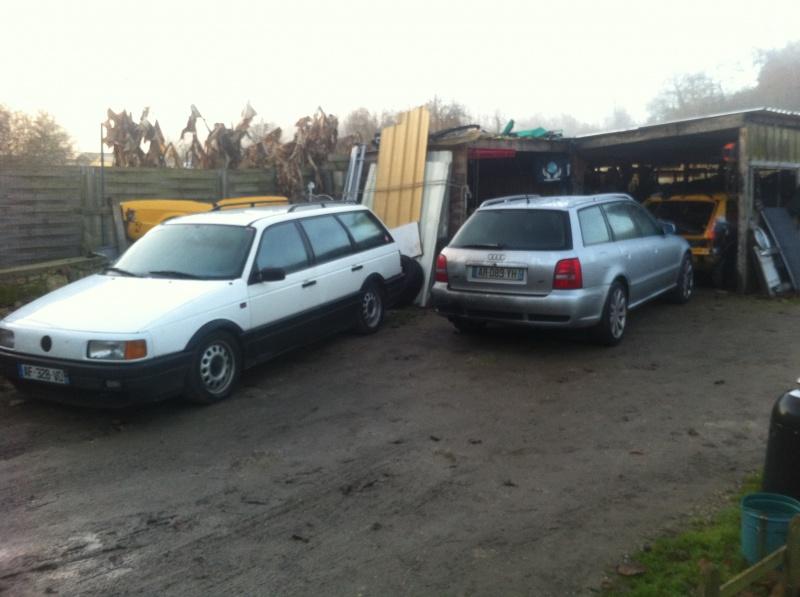 [Audi A4 B5 tdi 110]Mon Ptit T'audi N'a 4 633445IMG0522
