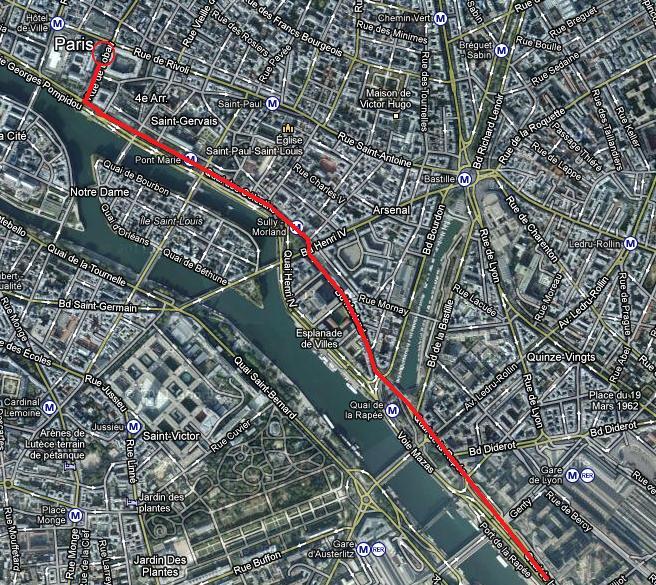 Où se stationner à proximité de Disney pour se rendre à Paris 633485paris