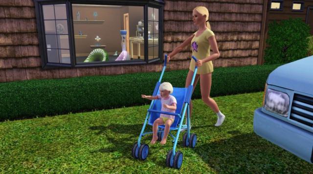 Les Sims™ 3 : Générations 63381056884208399e1ea379e4o