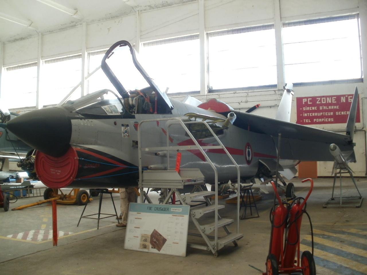[ Les Musées en rapport avec la Marine ] Musée de l'Aeronautique Navale de Rochefort - Page 8 634227P7170246