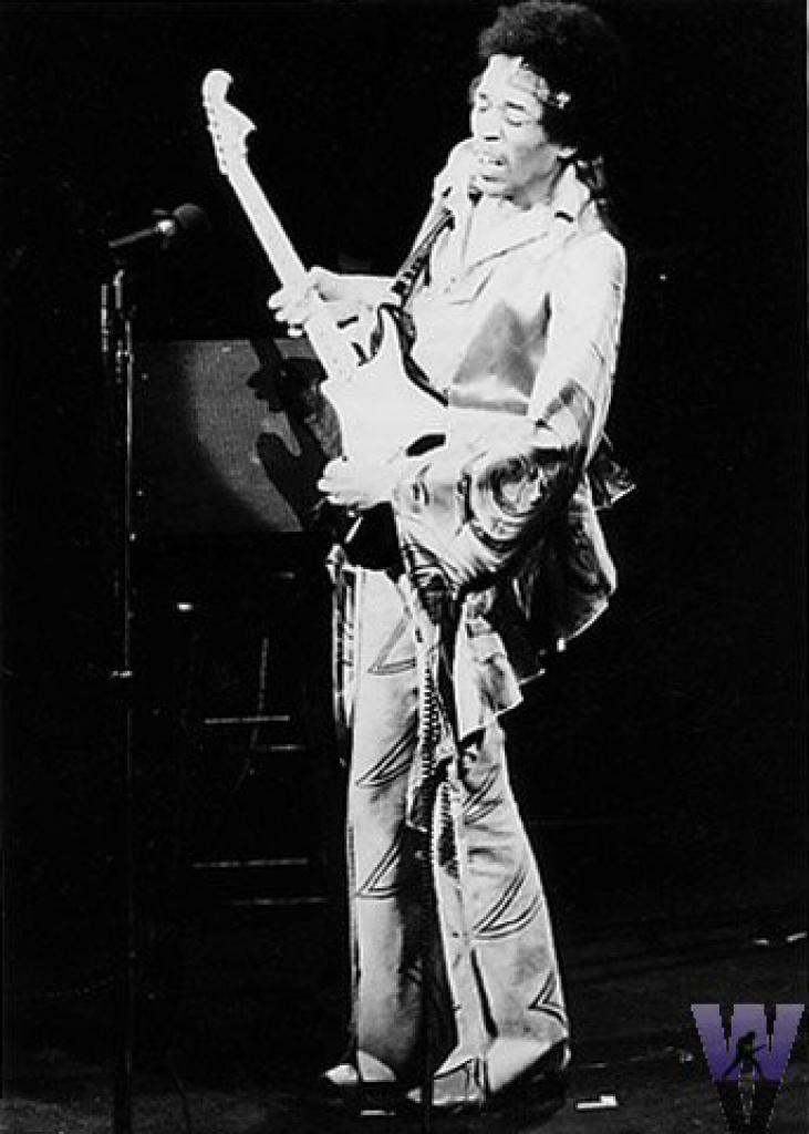 New York (Fillmore East) : 1er janvier 1970 [Second concert]  635335FME69123105VX