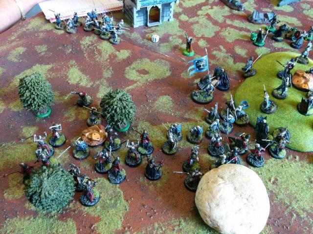 Mordor vs Arnor/Royaumes sylvestres 1000pts 635505IMG20150627180849
