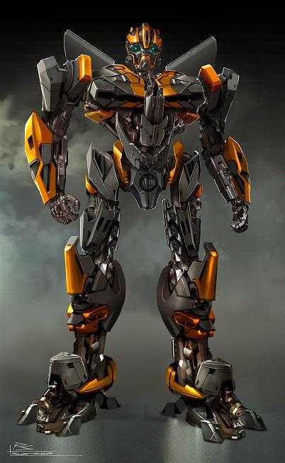 Concept Art des Transformers dans les Films Transformers - Page 3 635784AoEBumblebee1403881670