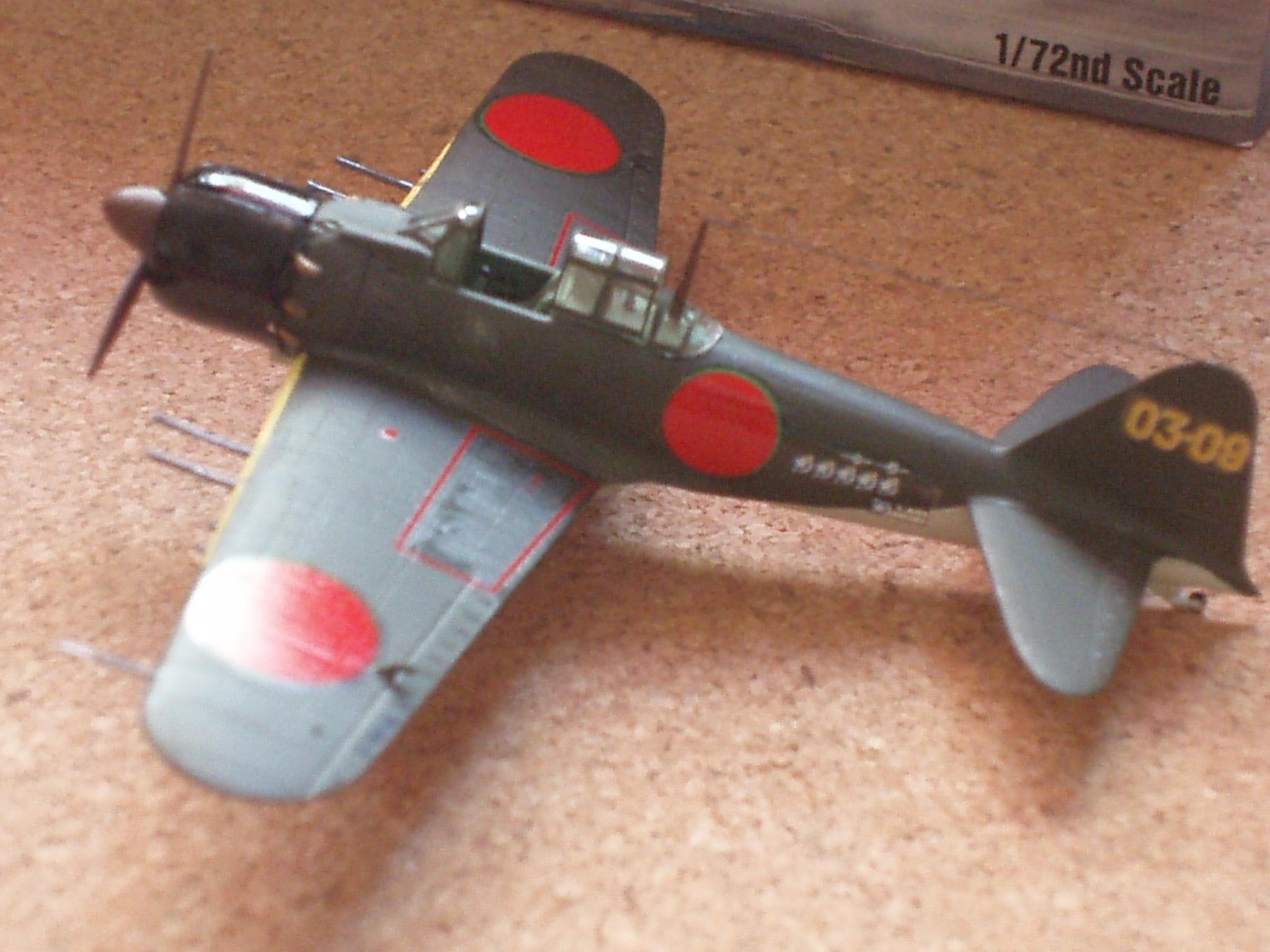 ZERO 52c ACADEMY 1/72 635919Photo054