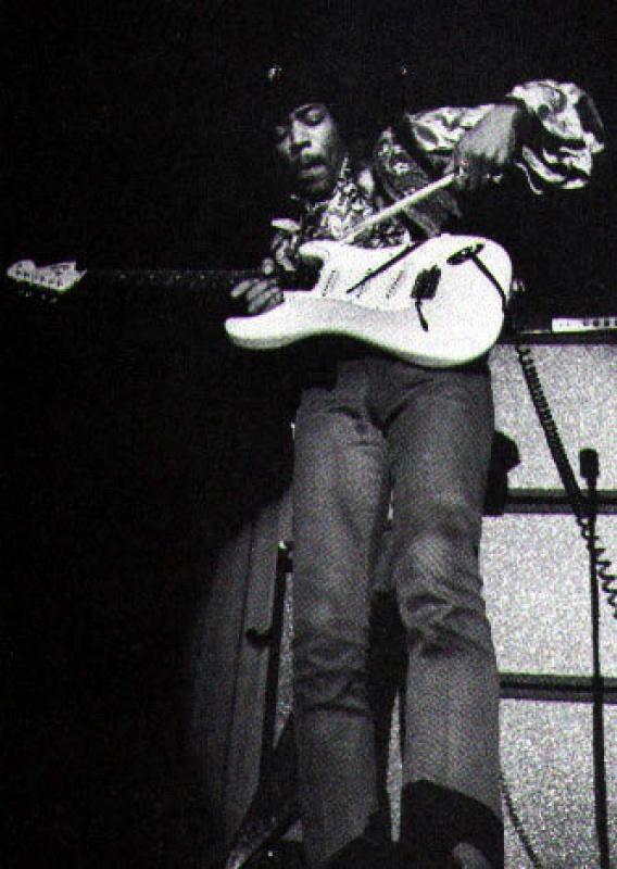 Washington (Hilton Hotel) : 10 mars 1968 [Premier concert] 63959019680310Hilton04