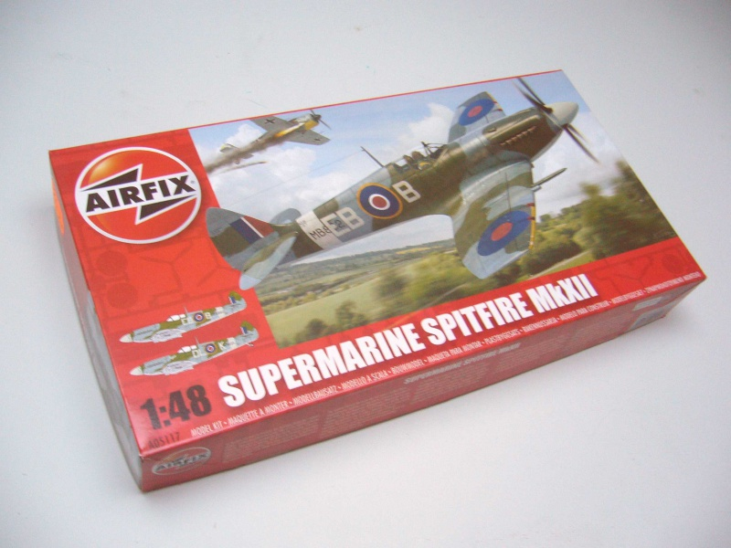 Spitfire XII du 41 RAF Sqn le 7 juin 1944, Airfix (projet AA) 640015spitxii1
