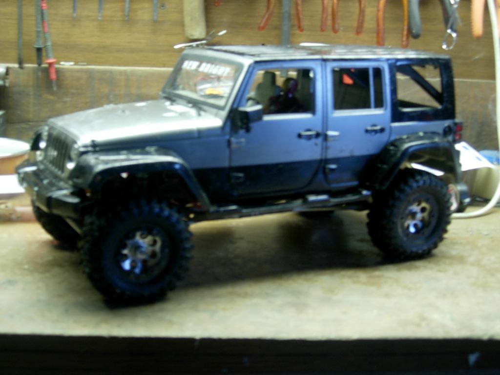 [ SCX10 Axial ]  jeep jk 641173DSCN6551