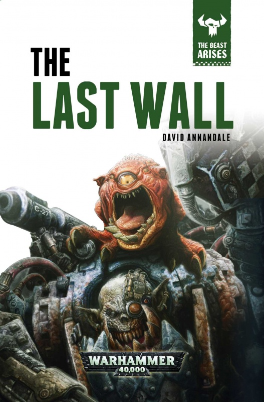 The Beast Arises - IV - The Last Wall de David Annandale 641548810EeNTP1tL