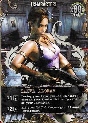 Les cartes du jeu Resident Evil 641642carte94