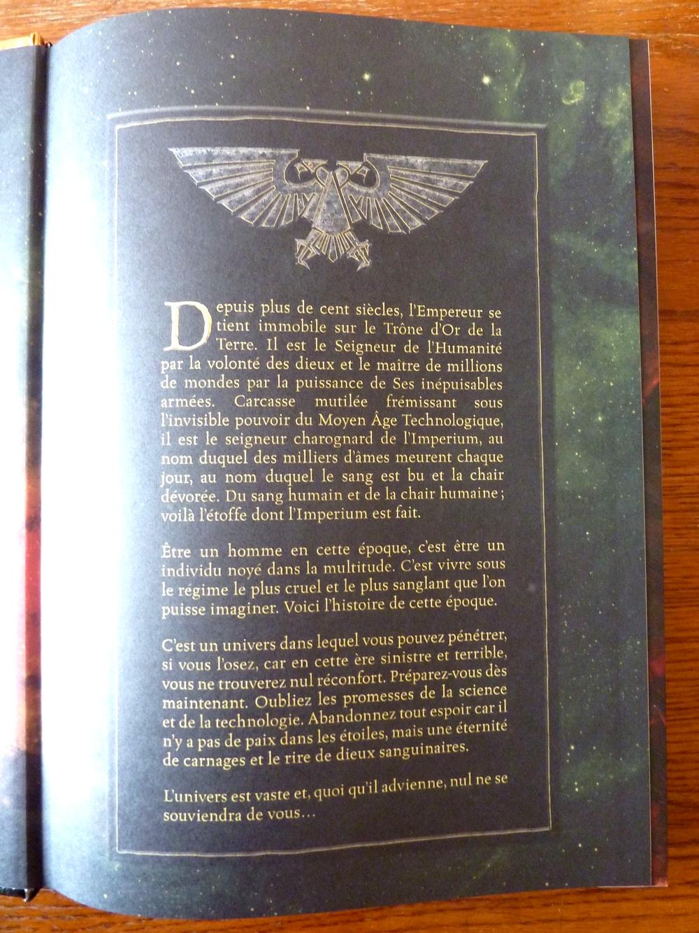 Le Livre de Règles de Warhammer 40,000 - V6 (Topic officiel) 641729Livre6