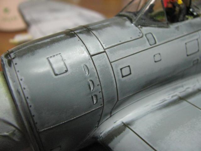Restauration P-47D Monogram 1/48 .......Terminé!  641949IMG5728
