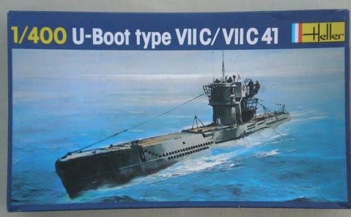 U-Boot type VII C/VII C 41 642501P1010237a