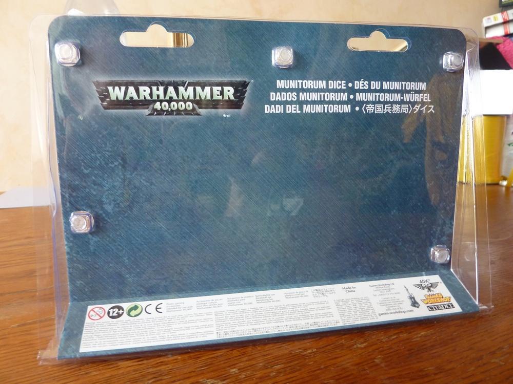 Le Livre de Règles de Warhammer 40,000 - V6 (Topic officiel) 642609Munitorum2