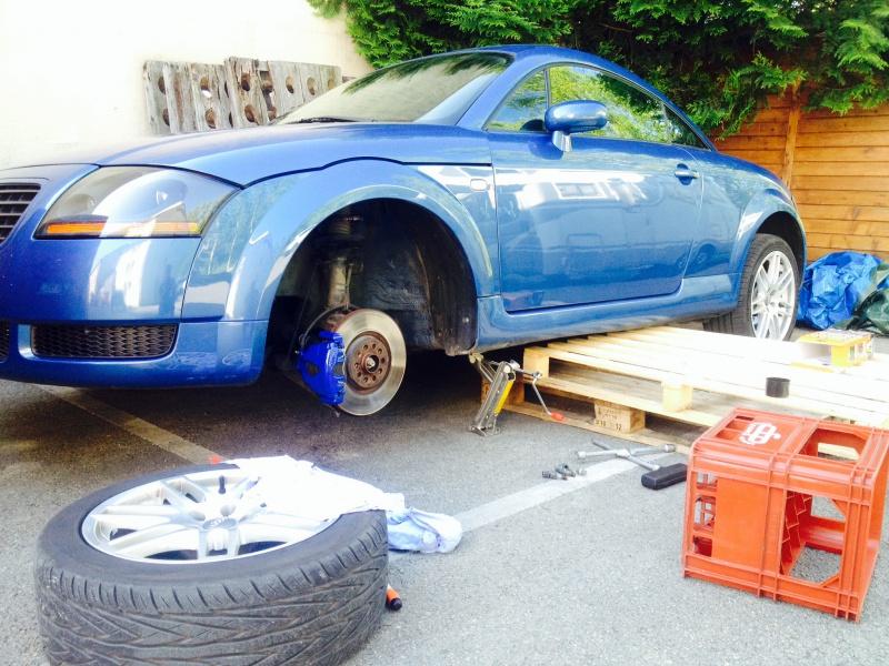 [Audi] TT 225 Quattro 643056photo1